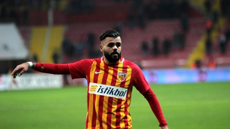 Kayserispor'da sakat ve cezalı oyuncular