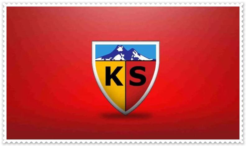 Kayserisporlu futbolcular